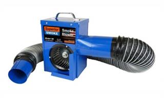 Model 5E - Superior Signal Electric Smoke Blower
