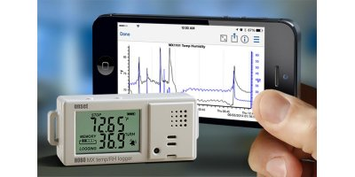 HOBO - Model MX1101 - Temp/RH Logger for Mobile Devices