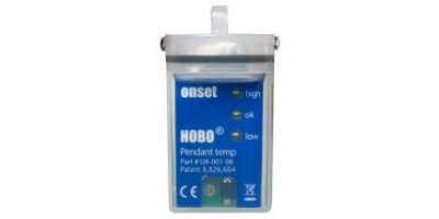 HOBO Pendant - Model UA-001-08 - Temperature/Alarm Data Logger 8K