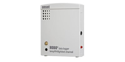 Onset HOBO - Model U12-012 - Temperature/Relative Humidity/Light/External Data Logger