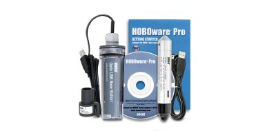 Onset HOBO - Model KIT-S-U20-04 - Water Level Data Logger Starter Kit (13`)
