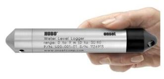 Onset HOBO - Model U20-001-02 - Water Level Data Logger, 100 ft, Fresh Water