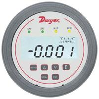 Dwyer Digihelic - Model DH3 - Digital Differential Pressure Controller