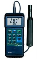 Extech - Model 407510 - Dissolved Oxygen Meter with PC interface