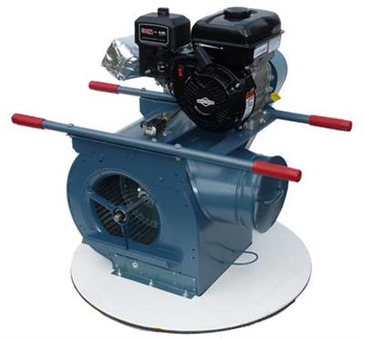 Superior - Model 20-L - Liquid Smoke Manhole Blower with Auxiliary Output