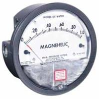 Model Series 2000 - Dwyer Magnehelic Differential Pressure Gage