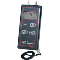 Dwyer - Model 477AV - Handheld Digital Manometer