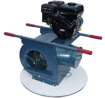 Superior - Model 25-S - High-Output Manhole Smoke Blower With Auxiliary Outlet