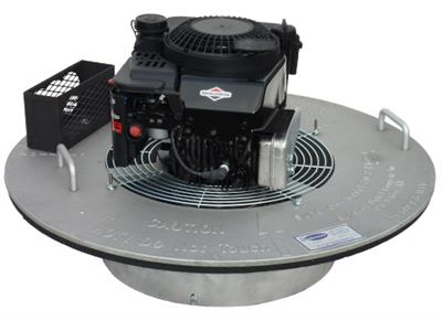 Superior - Model 30-S - High Output, Low-Profile Manhole Smoke Blower