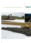 TeleVev - Woven Polyester Geotextiles - Brochure