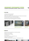 Titan - Secondary Containment System - Brochure