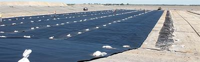 Titan - High-Density Polyethylene Geomembrane (HDPE)