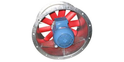 Almeco - Model ADK - Short Case Fan