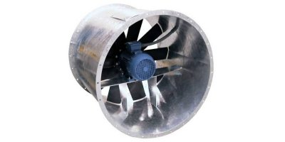 Almeco - Model ADL - Long Case Fan