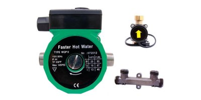 WaterQuick - Model Pro II™-Standard - Hot Water Circulation System