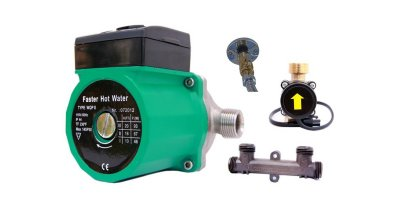 WaterQuick Tankless - Model WQT-S - Hot Water Circulation System