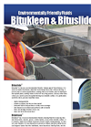 Bitukleen- Cleaning Fluid- Brochure