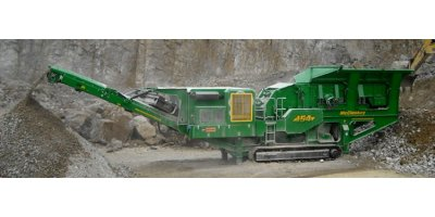 McCloskey - Model I54 - Horizontal Impact Crusher