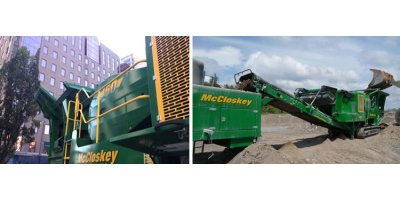 McCloskey - Model J50 - Jaw Crusher