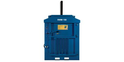Model RWM 150 - Medium Range Waste Baler