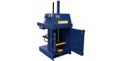 Model RWM 60 - Heavy Duty Waste Baler