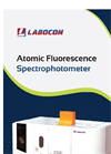 Labocon Atomic Fluorescence Spectrophotometer Catalogue