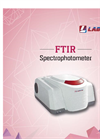 FTIR Spectrophotometer Catalogue