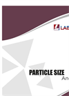 Particle Size Analyzer Catalogue