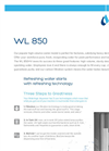 Waterlogic - WL850HV - Premium Water Dispenser - Brochure
