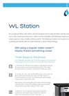 Waterlogic - WL Station - Premium Water Dispenser - Brochure