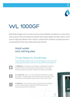Waterlogic - WL1000GF - Premium Water Dispenser - Brochure