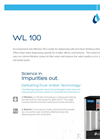 Waterlogic WL100 - Water Dispenser - Brochure