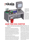 AGM Fish Egg Sorter