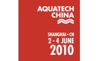 Aquatech China Concurrent with World Expo - China's largest water technology show receives strong governmental support