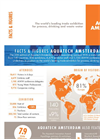 Facts & Figures Aquatech Amsterdam 2015