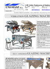 Vibration Glazing Machine Brochure