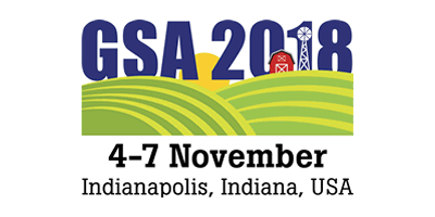 GSA Annual Meeting 2018