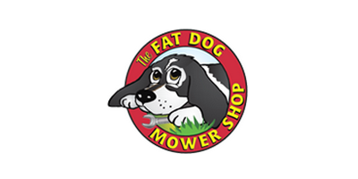The Fat Dog Mower Shop