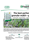 Seed Aide CoverGrow Mulching Granules Product Sheet