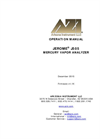 Jerome J505 Mercury Vapor Analyzer - Operation Manual