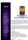 Jerome - Model 860 Hydrogen Sulfide Analyzer - Datasheet