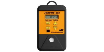 Jerome - Model 860 - Electrochemical Sensor Hydrogen Sulfide Monitor