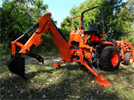 WoodMaxx - Model WM-6600 - Backhoe