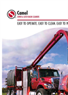 Camel - Sewer & Catch Basin Cleaners - Brochure