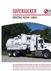 Supersucker - Model Base - Industrial Vacuum Loaders - Spec Sheet