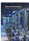 Water Management Program Services- Brochure