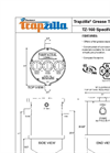 Trapzilla - TZ-160 - Supercapacity Grease Trap System-Brochure