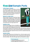 Evaluwell - EW-40 - Sampling Port-Brochure