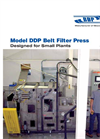 Model DDP - Belt Press Brochure