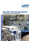 Model DSP - Screw Press Brochure